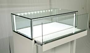 display case lighting amazing led lights for cases and suppliers throughout remodel 7 1200mm w glass