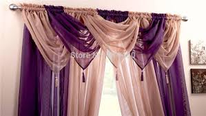 best 25 swag curtains ideas on nautical new kitchens intended for curtains valances and swags plan
