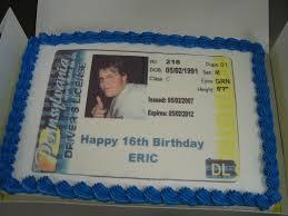 16th Birthday Cake Boy Or Girl Cakecentralcom