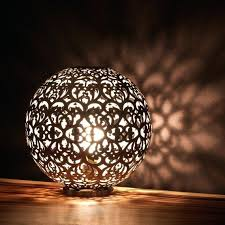 Beautiful lighting Pool Round Table Lamp Round Table Lamp Made From Nickel Beautiful Light Projection Ambiance Lighting On Etsy Round Table Lamp Round Table Lamp Made From Nickel Beautiful Light