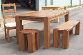 dark oak dining tables chairs for pubs restaurants bars brown black