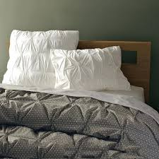 pintuck duvet west elm review west elm organic cotton pintuck duvet cover white west elm organic