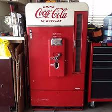 Rc Cola Vending Machines Sale Delectable VENDO Collection On EBay