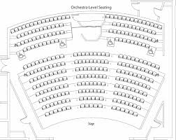 Theatre Seating Chart 65 Timeless New Theatre Seating Chart