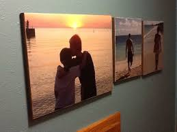 Made My Own Canvas Prints I Ordered Oversized Prints From Walgreens