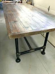 6 foot dining table foot table reclaimed wood dining table industrial pipe leg table 6 foot table modern foot table foot table 6 6 foot pool dining table