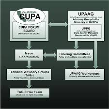 Relationship Of Cupa Forum To State Calcupa Org