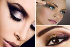 makeup tutorial middot make up tips for dark eyes geous and black