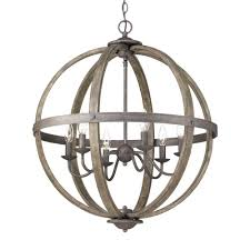 well known orb chandelier with regard to progress lighting keowee collection 6 light artisan iron orb