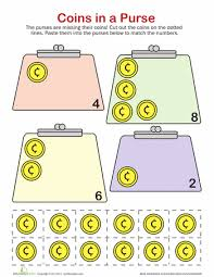 Cut and Paste Math | Education.comCut and Paste Addition