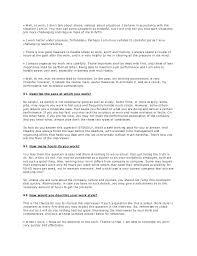 Performance Reviews Samples Performance Assessments Examples Samples Self Review Sample Answers