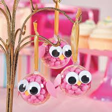 Owl Baby Shower Favors Idea   What a hoot! This cute DIY baby shower favor