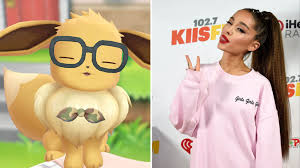 Ariana Grande Is Literally The Pokémon Eevee So Her Tattoo Is