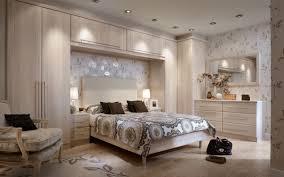 Overbed Fitted Wardrobes Bedroom Furniture Home Furnitures