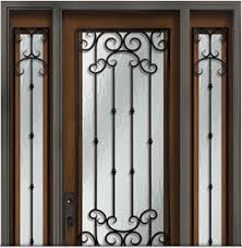 entry doors near me. architect series european fiberglass entry door with wrought iron and flemish glass. visit us on doors near me