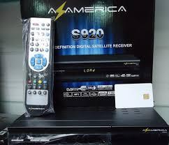 CS NO S920 AZAMERICA ( 30/04/2012 )