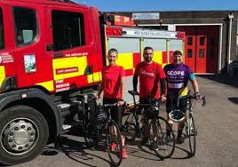Blue Light Events' - Horley couple set out to support our emergency  services | Crawley Observer