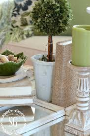 Burlap Decor Great Ways To Use Burlap In Home Decor Stonegable