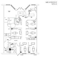 dentist office floor plan. Neville - Dental Office Design Floor Plan Dentist