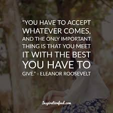 Eleanor Roosevelt Quotes Marines Delectable 48 Inspiring Eleanor Roosevelt Quotes And Virtues To Help You In