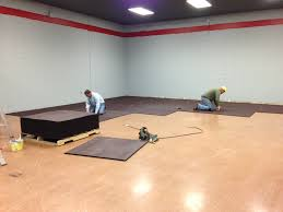 rubber flooring for workout room ideas and inspiration