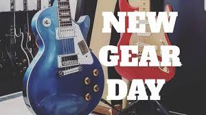 New <b>Guitar Day</b>: <b>Gibson</b> Custom Bonabyrd - YouTube