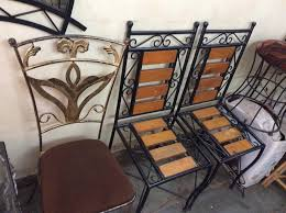 rot iron furniture. Attractive Outdoor Furniture Wrought Iron Furniture: Enchanting Chairs Design Tawny With Metal Frame Rot O
