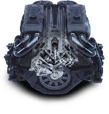 chiron bugatti power