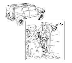 I have a 2007 hummer h3 no rear brake lights right or
