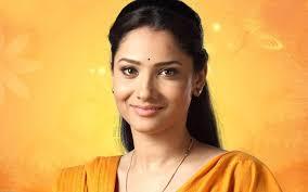 Beautiful Television Actress Archana In Pavitra Rishta