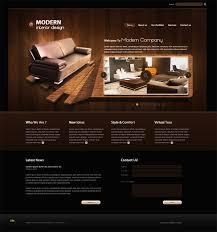 House Design Ideas Website Modern Website Templates Luxury Modern Interior Design Web