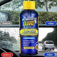 Yeni 60ml çok amaçlı cam leke çıkarıcı araba cam cam temizleyici pencere  temizlik bakım|Rust Remover