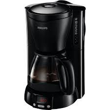 home philips viva drip filter coffee maker black