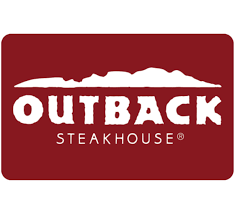 50 outback steakhouse gift card for only 40 fast email delivery
