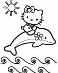 Free hello kitty coloring pages. Hello Kitty Coloring Pages For Kids Free Printable And Online