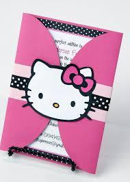 Printable Hello Kitty Invitations Personalized Personalized Hello Kitty Birthday Invitations Harlock Info
