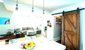 striking awesome barn door pantry sliding kitchen pocket doors kitchen cupboard pocket doors