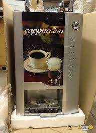 Coffee Vending Machines Canada Mesmerizing Coffee Vending Machines Cappuccino Vending Machines OCS Vending