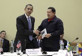 Obama reacts to death of Hugo Chavez