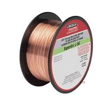 Lincoln Welding Wire Chart Lincoln Electric 025 In Superarc L 56 Er70s 6 Mig Welding Wire For Mild Steel 2 Lb Spool