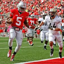 Iowa Hawkeyes 2013 Football Depth Chart Ohio State Football Biggest Trap Games On Buckeyes 2013