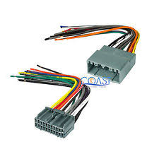 dodge wiring harness car stereo radio install wiring harness combo for 2002 2010 chrysler dodge jeep fits