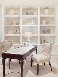 elegant office design. transitional freestanding desk beige floor home office idea in miami with white walls elegant design t