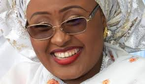Aisha opens up on Buhari's health after visiting President in UK
