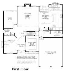 Low Country Plans For A 3 Bedroom Home With 11u0027 CeilingsCountry Floor Plans