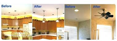 change recessed light to flush mount amazing replace can light great to pendant with how change change recessed light