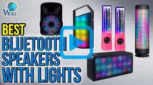 bluetooth speakers with lights. 7 best bluetooth speakers with lights s