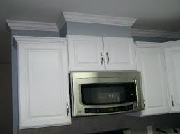 crown molding for kitchen cabinets kitchen cabinet crown molding to ceiling net concerning modern house decorating