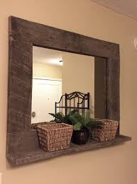 pallet furniture etsy. etsy rustic wood mirror pallet furniture