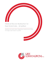 Medical Record Abstraction For Real World Data Simplified